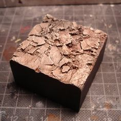 Making an earth Dry Soil Effect