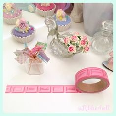♡chocolate masking tape