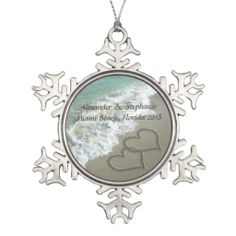 =>Sale on          Romantic Hearts on the Beach Christmas Ornament.           Romantic Hearts on the Beach Christmas Ornament. We have the best promotion for you and if you are interested in the related item or need more information reviews from the x customer who are own of them before please...Cleck See More >>> http://www.zazzle.com/romantic_hearts_on_the_beach_christmas_ornament-256095724528276741?rf=238627982471231924&zbar=1&tc=terrest