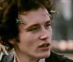 Screenshot of Adam Ant in Countdown (Australia)- Molly Meldrum Interviews Adam And The Ants- February 22, 1981. Watch it on Adam Ant Gifs and Videos.