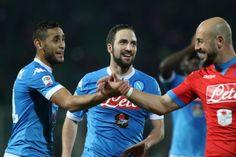 Higuain ke Juventus, Bek Napoli: Saya Tidak Peduli