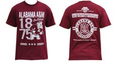 Alabama A&M University T-shirt