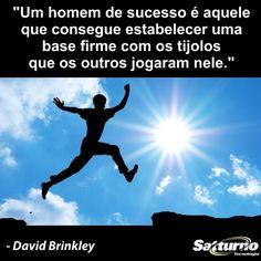 Não se ofenda com o que os outros podem falar, pois ninguém nunca obteve sucesso sem superar as críticas. #satturno - http://www.satturno.c...