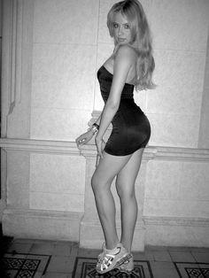 <3  Xenia Tchoumitcheva  <3