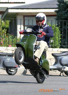 Pruebas - Vespa S Sport 125 - 33 primaveras - Moto 125 cc