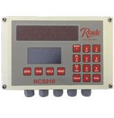 RSC 910 Dual display numeric key pad Retransmission: 4-20mA, RS232 Key, Display, Floor Space, Unique Key, Billboard