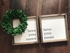 """12"""" Love You More Love You Most 