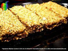 Alkaline Diet Recipes,Super Seed Breakfast Bars