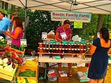 Boutin Family Farm - Williston Farmers Market.  Also, April 14 & 28, 2012 at Burlington Winter Market.  Examiner.com