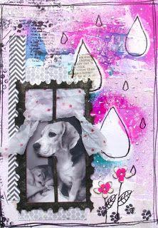 Art Journal  made by Magda Polakow