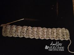 Doodles & Stitches: Crochet Headband Pattern