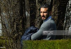 Gianluca Zambrotta looks on during FC Internazionale training session at the club's training...