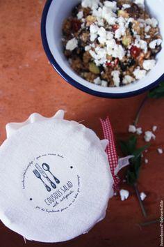 Couscous mit Antipasti