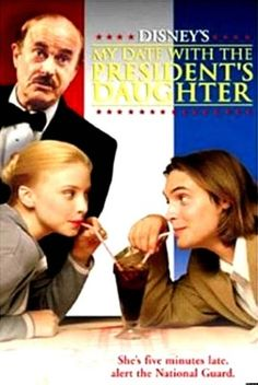 My Date With the President's Daughter (Disney Original Movie 1998)