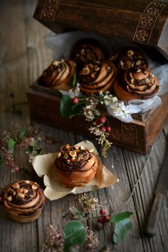 Sweet Gula: Nutella Cinnamon Rolls | Rolinhos de Nutella e Canela