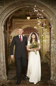 The hilarious Doc Martin finally marries his Louisa.
