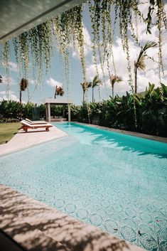 Lauren Bullen has a deep passion for travelling & creating imagery. She now permanently travels the world with my partner Jack Morris from creating content and discovering new places for those inspired to do the same. Living Pool, Bali House, Villa Pool, Backyard Pool Designs, Home Inc, Beautiful Villas, Pool Houses, Big Houses With Pools, Summer Dream