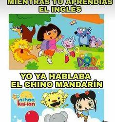 "Caricaturas de mi infancia :""v"