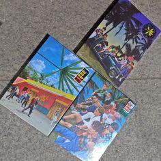 EXO The War 4th Album Kokobop 3 Version Korean CD+POSTER+PhotoBook+PhotoCard SET