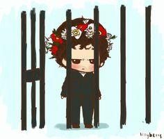 Hannibal fan art (gif)