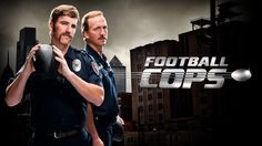 Peyton and Eli Manning star in Football Cops