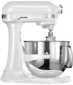 The KitchenAid Artisan Bowl-Lift Stand Mixer is the most powerful, the most durable, the quietest and undoubtedly the very best KitchenAid in its class. Kitchenaid Artisan Stand Mixer, Kitchen Aid Artisan, Kitchen Aid Mixer, Kitchen Tools, Kitchen Gadgets, Small Appliances, Kitchen Appliances, Finding Nemo, Cucina