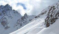 Paysage enneigé à découvrir pendant votre week-end au domaine des Trois Vallées