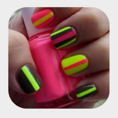 Simple nail designs cute!