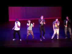 PENTATONIX - Britney Medley - Boston, MA