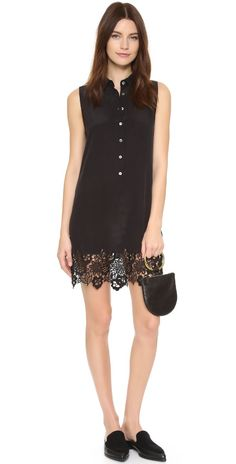 Equipment Sleeveless Lucida Dress | SHOPBOP