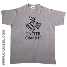 EASTER IS COMING