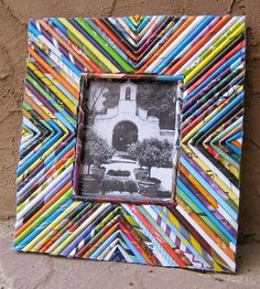 crafts from magazine pages - Google Search