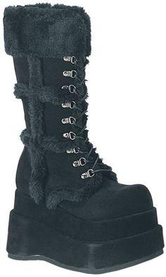 Demonia, Demonia Boots, Punk Shoes, Punk Boots, Creepers, Demonia Shoes