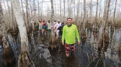For the overtly adventurous ones. Everglades outings made accessible: Travel Weekly