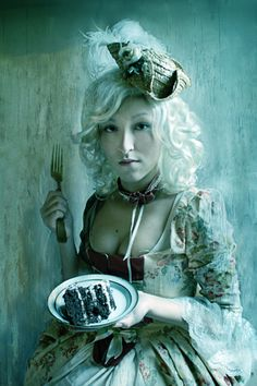"""let them eat cake"" Thomas Dodd"