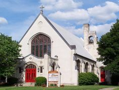 Zion Episcopal Church, Avon, NY