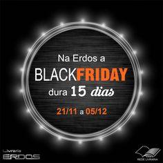 BLACK FRIDAY fim de ano! 15 dias para você aproveitar o máximo <3 Não perca essa oportunidade! ;)