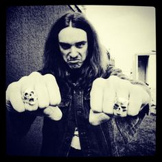 Mr. Cliff Burton!!!