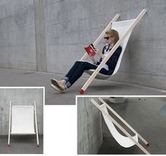 Easy chair for classroom.  Ha!  Could use this for recess!