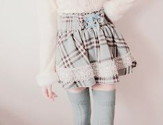 These Korean skirts are so adorable!