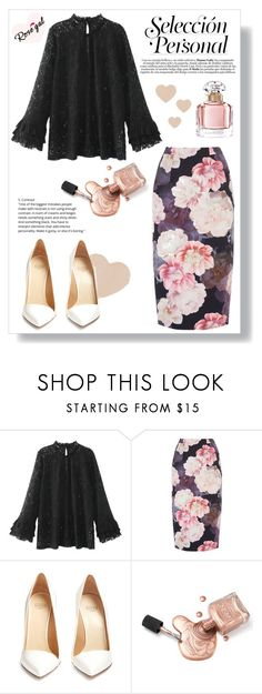 """""""Untitled #126"""" by soniapan97 ❤ liked on Polyvore featuring Francesco Russo and Guerlain"""