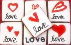 simple love cookies