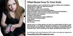 What Stress Does to Your Body. Emotional stress has a serious affect on your physical health.