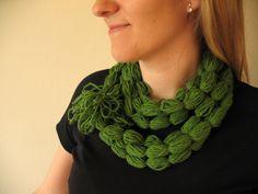 Nákrčník Green morning / Zboží prodejce Style by Luxia Crochet Necklace, Green, Jewelry, Style, Fashion, Swag, Moda, Jewlery, Jewerly