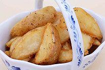 ガーリック風味のフライドポテト サンドウィッチファクトリー (SANDWICH FACTORY)