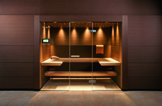 Do you want to create fabulous home sauna design ideas as your home design ideas? Creating a fabulous home sauna sounds great. In addition to making aesthetics in your home, a home sauna is very suitable for you to choose… Continue Reading → Sauna Hammam, Spa Sauna, Home Spa Room, Spa Rooms, Sauna Steam Room, Sauna Room, Basement Sauna, Design Sauna, Modern Saunas