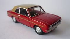 P J Shaw Toys Oxford Diecast 1/76 Red Gold Racing Ford Cortina MkII Item Code: 76COR2006 Price: £4.45