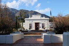 The Huguenot Museum is located next to the Huguenot Monument in Franschhoek The Journey Book, Cape Town Tourism, Beautiful Homes, Beautiful Places, Provinces Of South Africa, Namibia, Places Worth Visiting, Out Of Africa, Africa Travel
