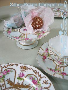 Silber+Rosen: Zeit für Tee? / Time for Tea?