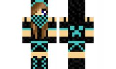 minecraft skin Edited Find it with our new Android Minecraft Skins App: https://play.google.com/store/apps/details?id=the.gecko.girlskins